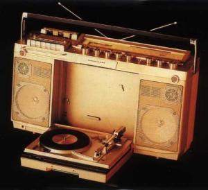 Dj Lee Dyson – Boom Box Turntable – DjLeeDyson.Com
